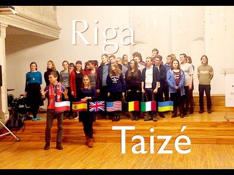 Festival of nations Taizé Riga 2016/2017 #smallyoutuber #smallyoutubers