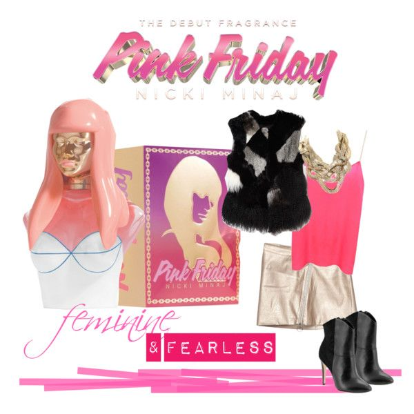 """Step into a Bright New World with Pink Friday Nicki Minaj"" by nickiminajfragrance on Polyvore"