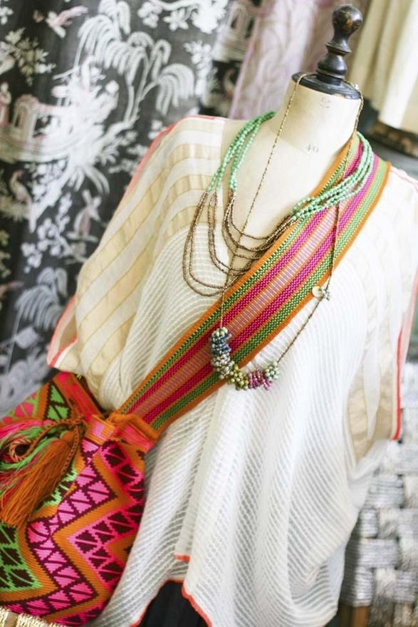 Golden White Dcor- California Fashion and Design Inspiration: Boho in the City