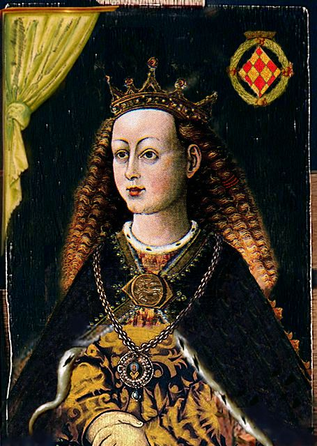 Isabelle of Angoulême reine d'Angleterre