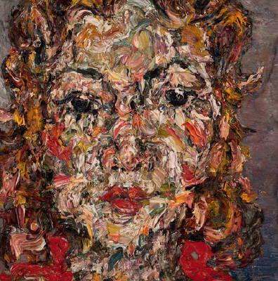 "Vanessa Prager, Mud, 2015 - From ""Dreamers""  @Richard Heller Gallery, 2015"