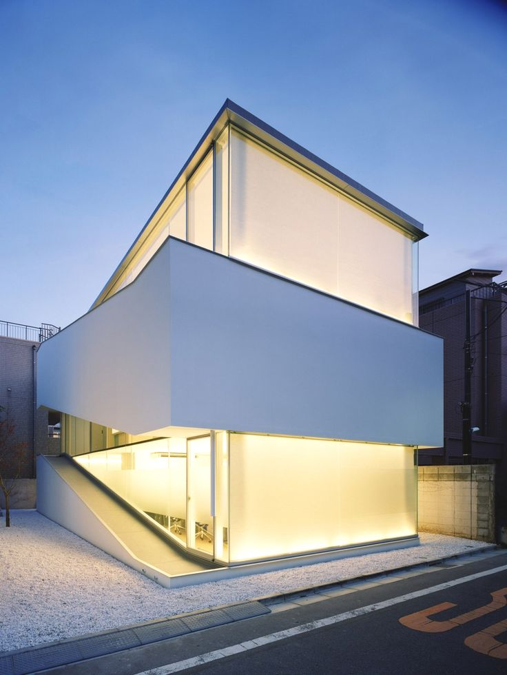 Sophisticated and minimal design at C-1 House, Tokyo - http://www.adelto.co.uk/sophisticated-and-minimal-design-at-c-1-house-tokyo