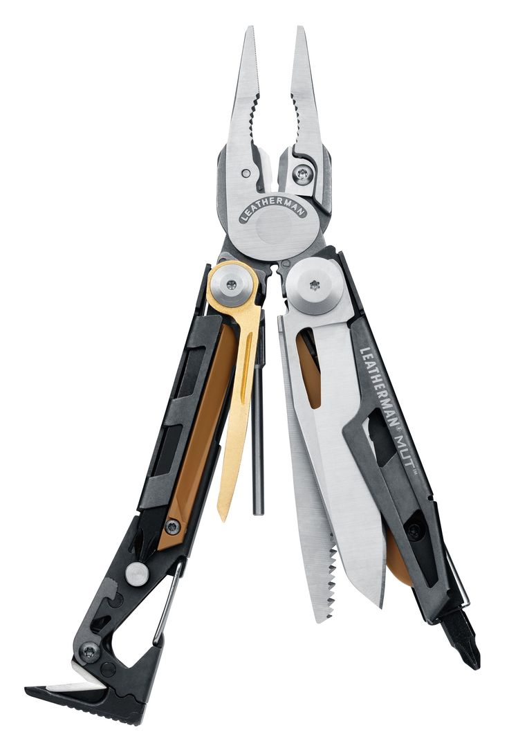 The Leatherman MUT is the first multi-tool that functions as both a tactical and practical tool for military, LE, or civilian shooters. The MUT features multiple areas on the tool threaded for cleaning rods and brushes and all the screwdriver bits are sized for standard military and civilian sighting adjustment work. Also built into the design of the tool is the flexibility to replace the most commonly used parts on the spot, using a simple Torx #8, keeping down-time to a minimum. With all…