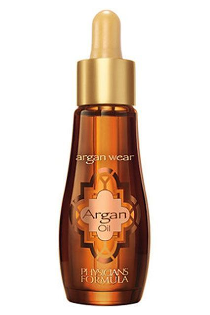 The Best Argan-Oil Picks, From Head To Toe #refinery29  http://www.refinery29.com/argan-oil#slide-4  This lightweight oil is ideal for mixing with foundation to keep the hydration going all day. Physicians Formula Argan Wear Glow Oil, $14.99, available at Ulta....