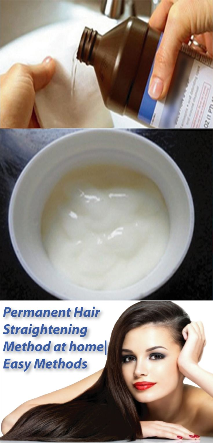 Straight perm didnt work - For Permanent Hair Straightening Buy Ingredients Mix The Ingredients Following The Manual Directions