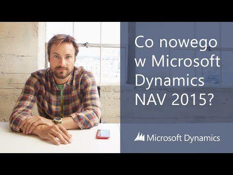 Funkcjonalność systemu ERP Microsoft Dynamics NAV 2015