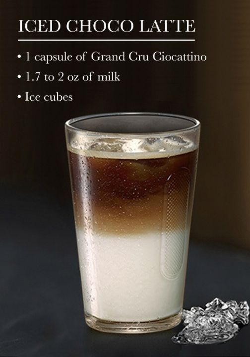 17 Best images about Nespresso on Pinterest  Everywhere  -> Nespresso Iced Coffee