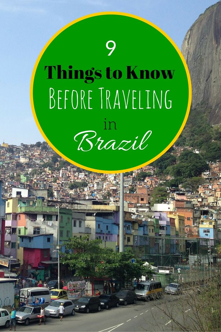 Thinking about going to Brazil? Here's what you need to know!