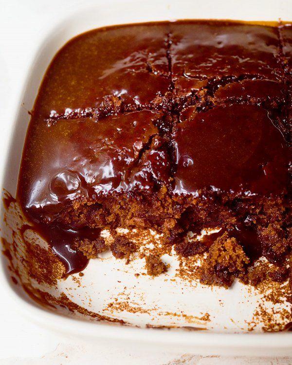 Image of Nigella's Sticky Toffee Pudding