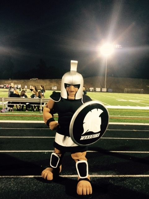 North Atlantic High School Maximus Trojan Mascot! Check out more of our mascots at: https://www.bammascots.com/bam-mascots-in-action-photo-gallery