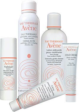 #Avène products