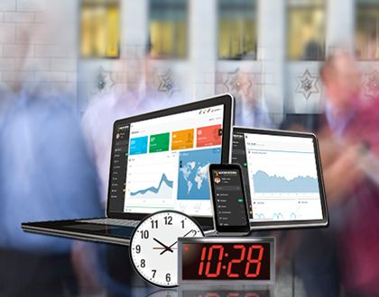 One of the biggest advantages of automating the time and attendance procedure is ongoing costs savings that arise from a reduction in payroll errors, elimination of overtime costs and time theft, and increased productivity.