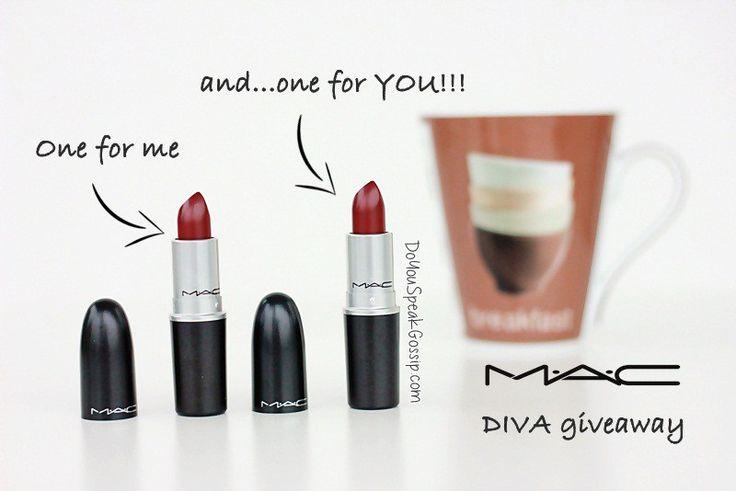 Διαγωνισμός Do You Speak Gossip με δώρο κραγιόν MAC Diva - http://www.saveandwin.gr/diagonismoi-sw/diagonismos-do-you-speak-gossip-me-doro-kragion-mac-diva/