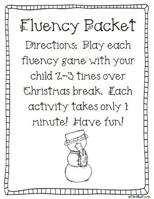 FREE Christmas- Letter Names, letter sounds, nonsense words, and phonome segmenting freebie packet!