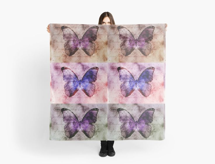 20% off. 24 hours only. Get on it. Use TWENTY20. All mad of Stars Butterflies Scarf by Scar Design. #sales #discount #save #scarf #autumn #gifts #fashion #giftsforher #butterfly #purple #plaid #online #shopping #art #family #clothing #accessories #womansfashion #romantic #design #retro #scardesign  #love #redbubble #39 #scarves #style
