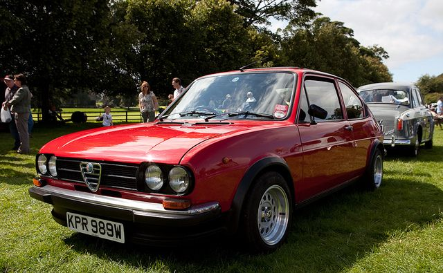 Alfa Romeo Alfa Sud Ti - my dad used to have one!   Flickr - Photo Sharing!