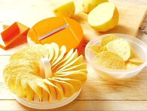 Chips Maker Cips Yapma Makinesi ::