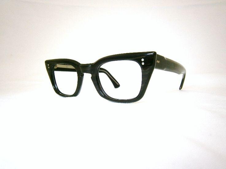 Mens Vintage Eyewear #Vintage #Antique #Eyeglasses # ...