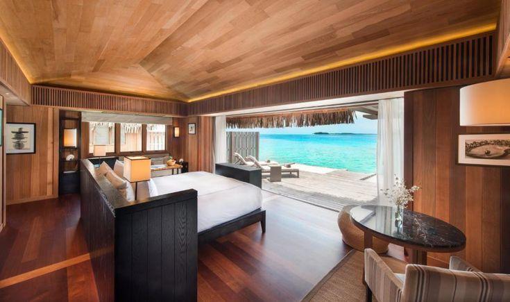 Resort Conrad Bora Bora Nui, French Polynesia - Booking.com