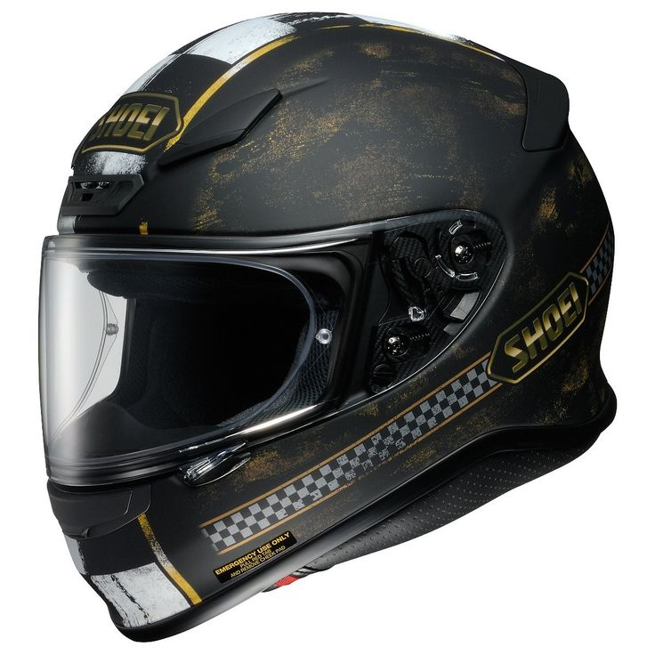 Purchase the Shoei RF-1200 Terminus Helmet at Canada's Motorcycle. Free shipping and Easy returns.