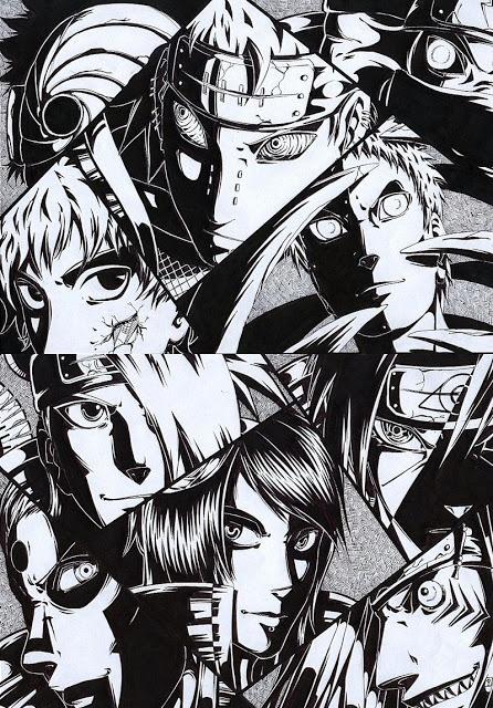 Cool Akatsuki Anime Wallpaper.