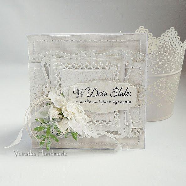 SZMEK - informuje, tworzy, inspiruje ...: Ślubna w bieli