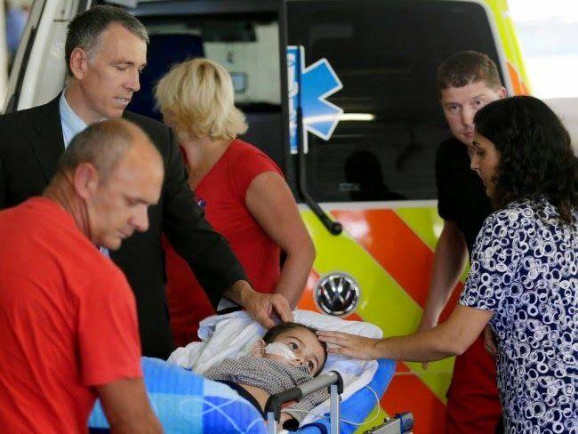 Η.W.N.: Γονείς «απήγαγαν» το γιο τους από νοσοκομείο και τον έσωσαν αλλάζοντας του θεραπεία