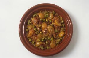 chicken-tagine-preserved-lemon-getty.jpg - Cecile Treal and Jean-Michel Ruiz/Dorling Kindersley/Getty Images