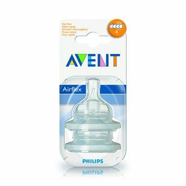 Bico para mamadeira #Avent (2 pecas) - Preco: R$59,90 (frete gratis em pedidos de 2 Kg) Peso: 100g - europamimos@gmail.com