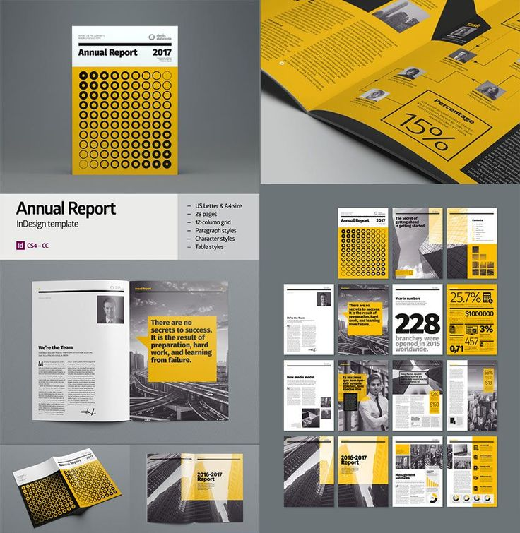 The 25+ best Indesign layouts ideas on Pinterest Booklet layout - sample annual report