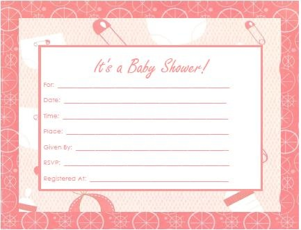 11 best Free Printable Baby Shower Invitations images on Pinterest - printable baby shower invite