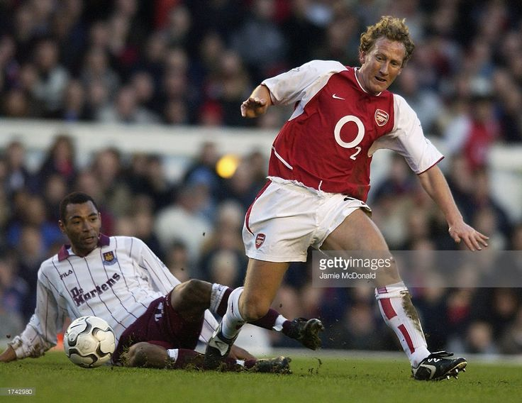 Find out what Ray Parlour is doing now