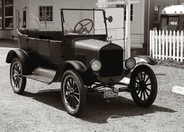 Ford Model T & 294 best Cars Ford Model T images on Pinterest | Ford models ... markmcfarlin.com