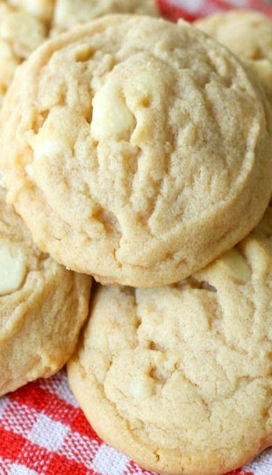 White Chocolate Cinnamon Roll Cookies | Recipe