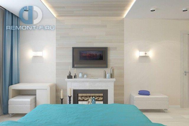 Спальня в современном стиле. Фото интерьера квартиры