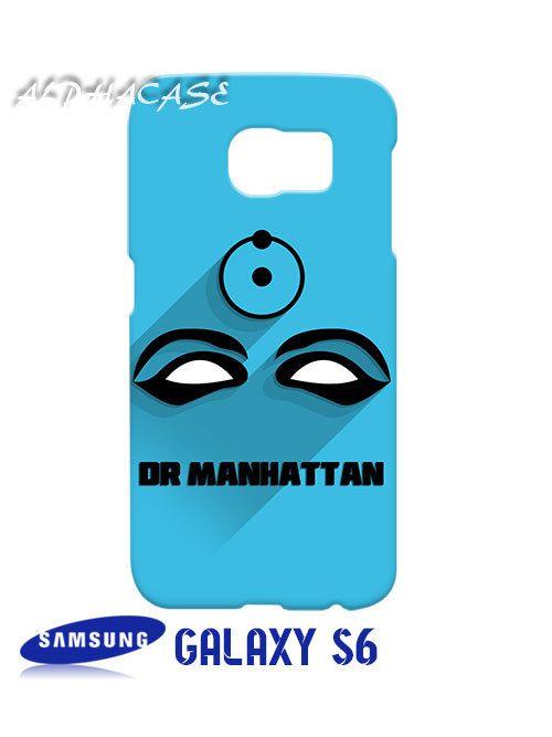 Dr Manhattan Superhero Samsung Galaxy S6 Case