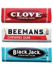 Retro candies... I especially love Clove Gum!