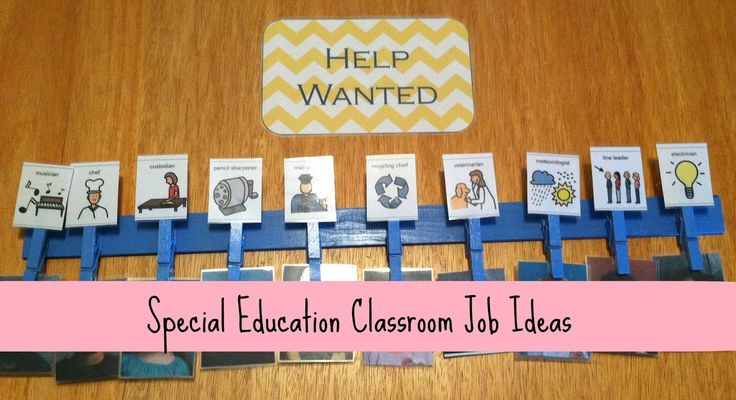 Special Education Classroom Decorations : Little miss kimberly ann special education classroom job