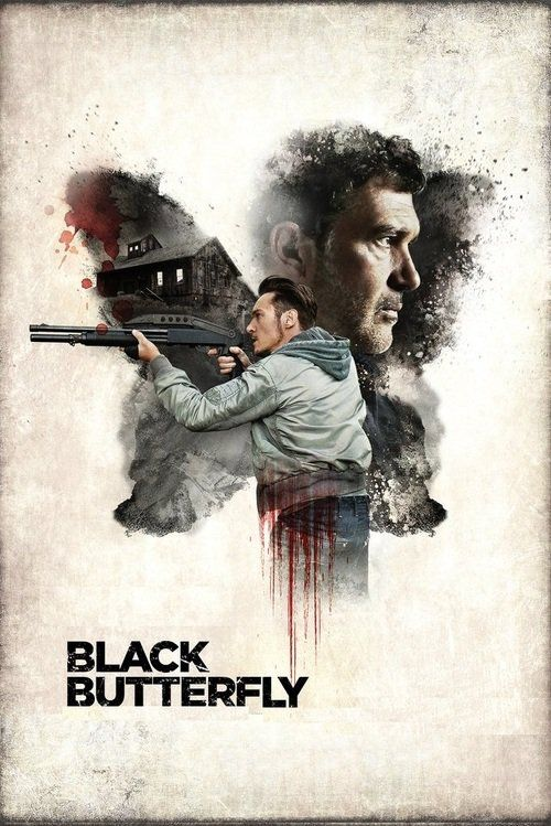 Black Butterfly (2017) Full Movie Streaming HD