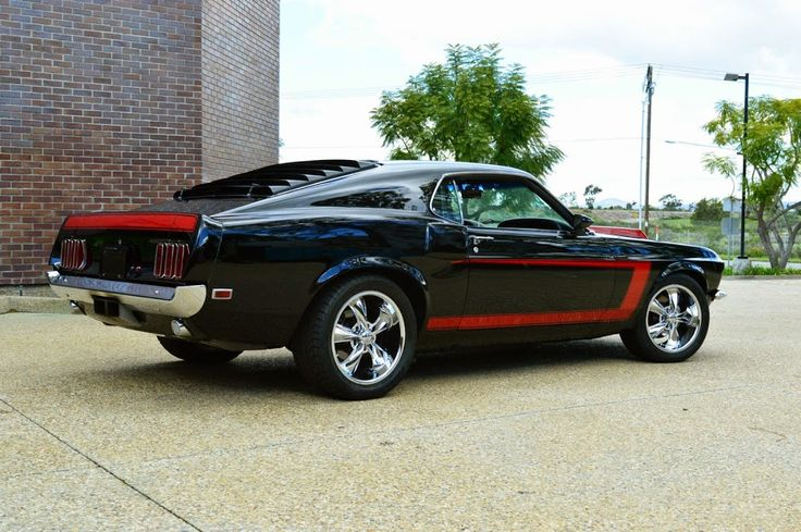 The Baddest American Muscle Cars
