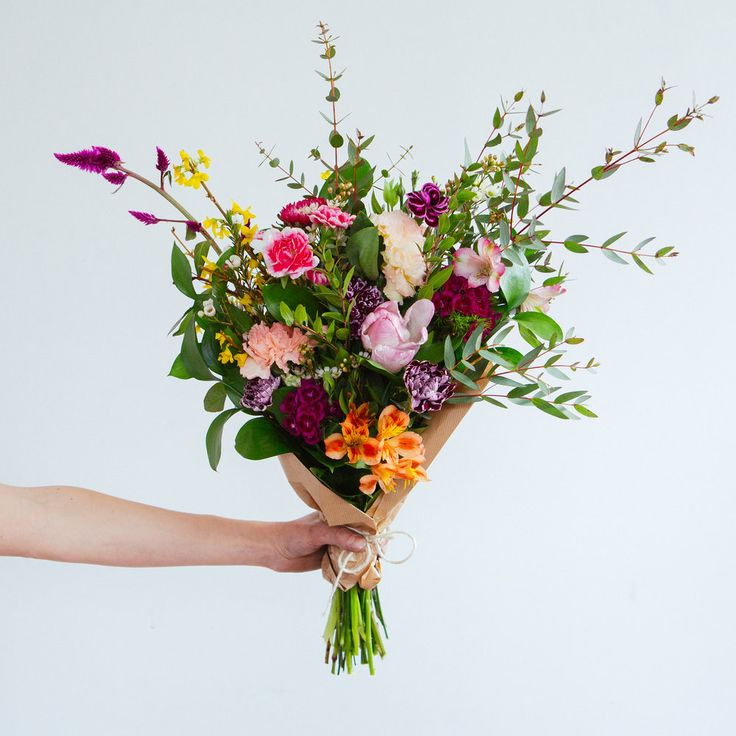 Beliebt Les 25 meilleures idées de la catégorie Bouquets de fleurs  SJ69