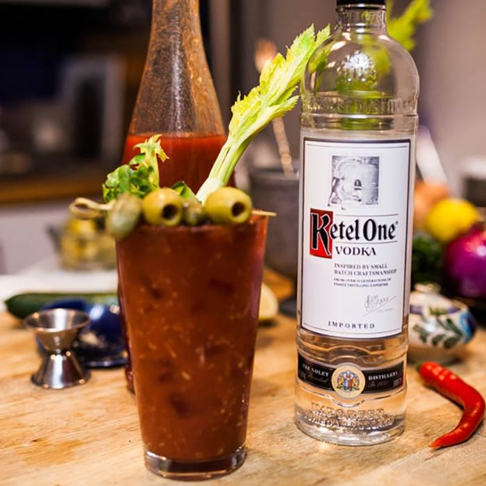 Can't brave the Sunday morning wait at this ever-popular Brooklyn eatery? No problem—get your bloody fix at home.