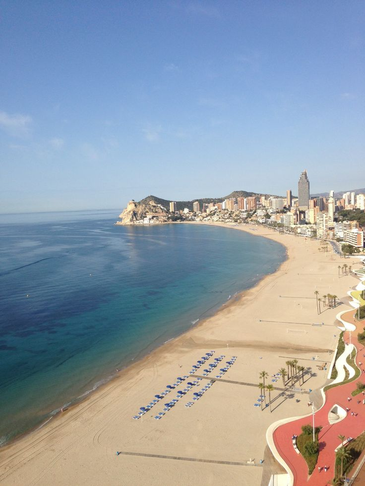 poniente beach  Cerrajeros Benidorm 603909909 Locksmith  Pinterest