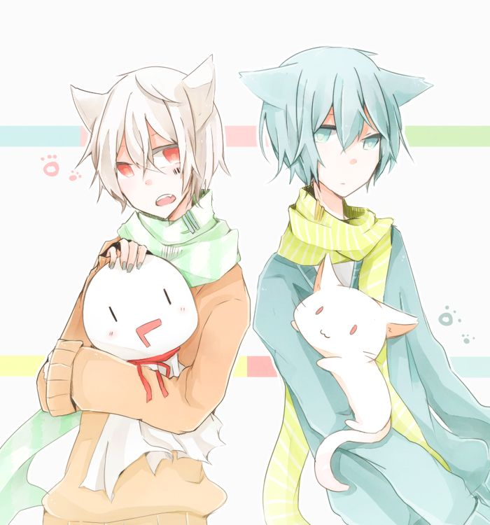 Soraru and Mafumafu #KiRi group キリ