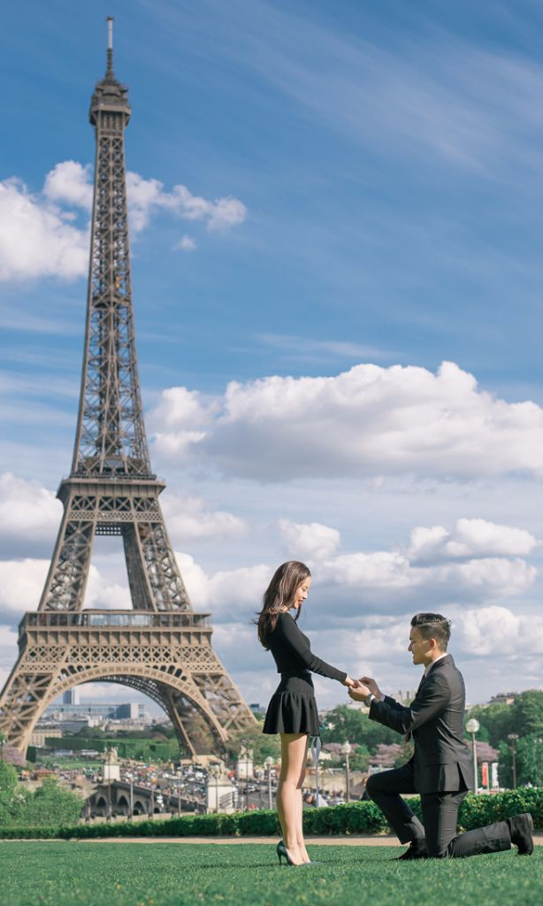 Verlobungs Ideen Paris Proposal, Best Places & Ideas To Propose - Updated