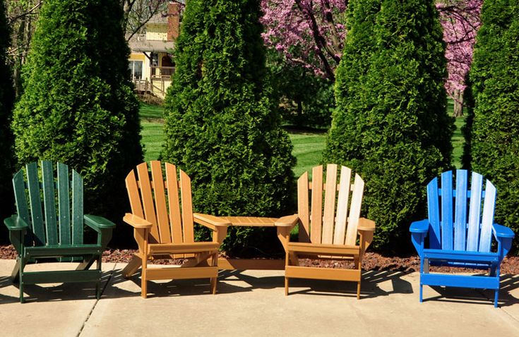 27 Best Recycled Plastic Adirondack Chairs Images On