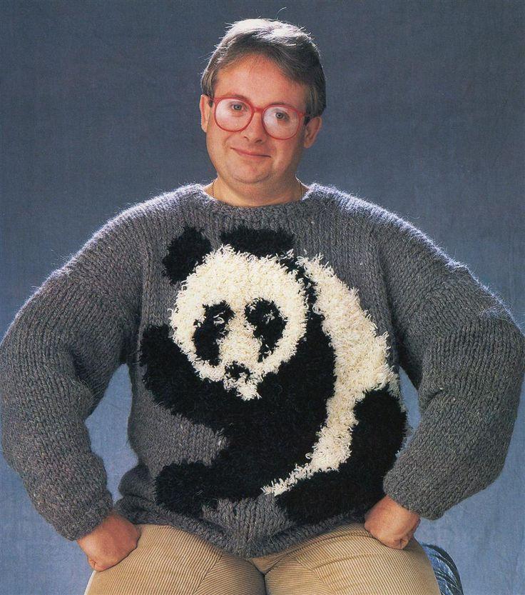 La magie des pulls moches des années 80