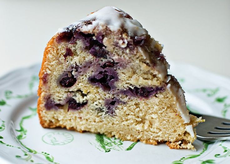 Blueberry tea cake | Garden Party Ideas | Pinterest