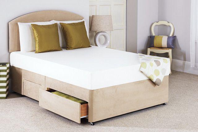 Breasley Memory Foam Mattress & Pillows