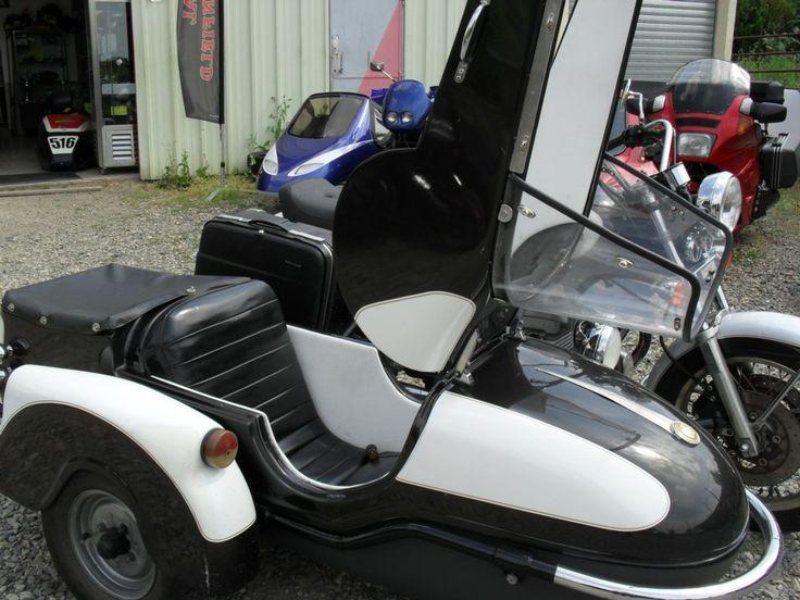 les annonces moto occasion de motomag - Side-car - MOTO GUZZI - 1100 Calif. EV (cat)